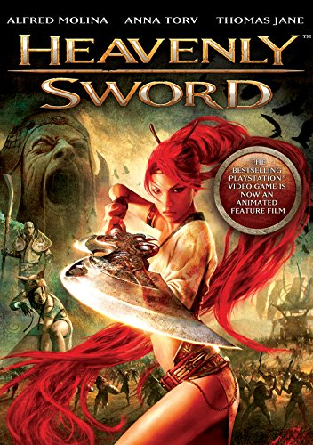 Heavenly Sword DVD