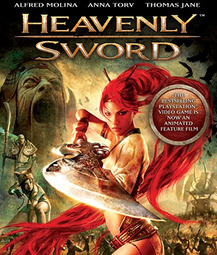 Heavenly Sword [Blu-ray] DVD