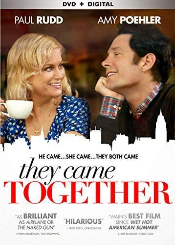 They Came Together DVD