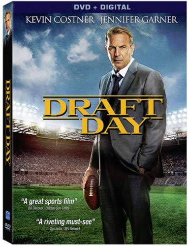 Draft Day DVD