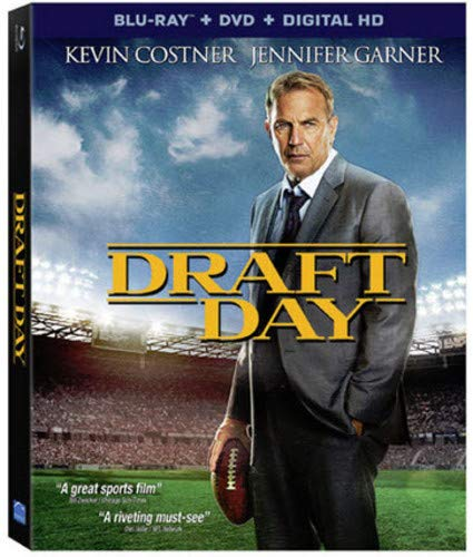 Draft Day [Blu-ray] DVD