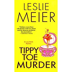 Tippy Toe Murder (A Lucy Stone Mystery Book 2)