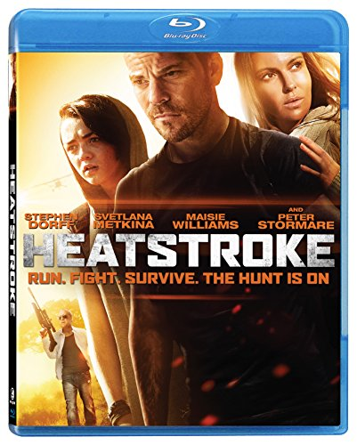 Heatstroke [Blu-ray] DVD