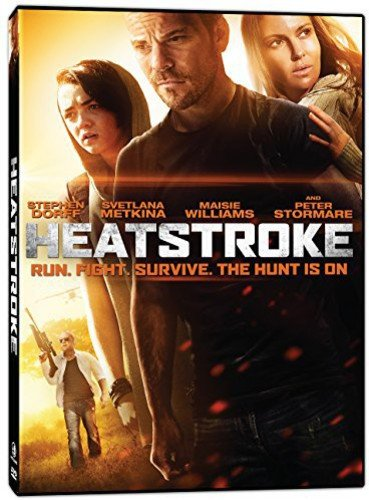 Heatstroke DVD