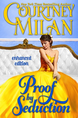 Book Proof by Seduction. Man, that dress is a startling shade of yellow.