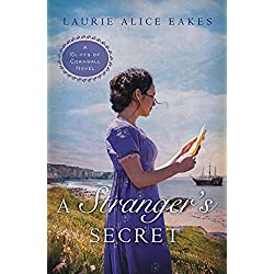 A Stranger's Secret (Cliffs of Cornwall series Book 2)