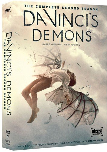 Da Vinci's Demons Season 2 DVD