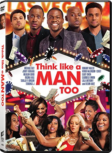 Think Like a Man 2  DVD