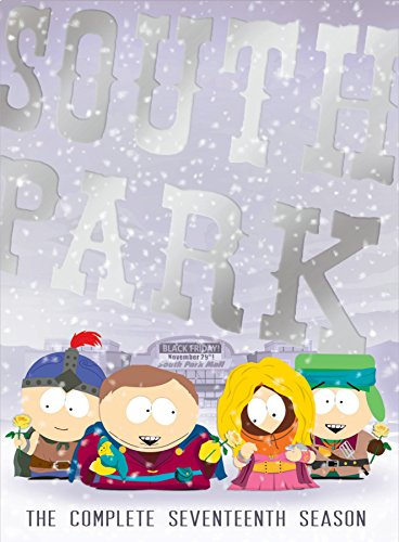South Park: The Complete Seventeenth Season DVD