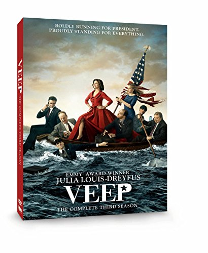 Veep: The Complete Third Season DVD