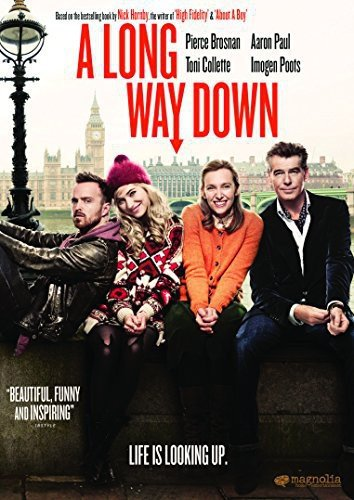 A Long Way Down DVD