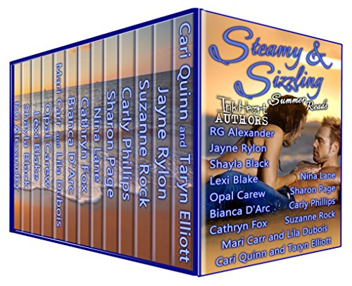 Book Steamy Boxed Set