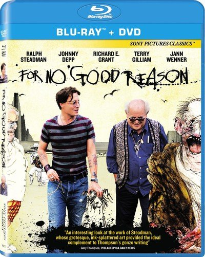 For No Good Reason [Blu-ray] DVD