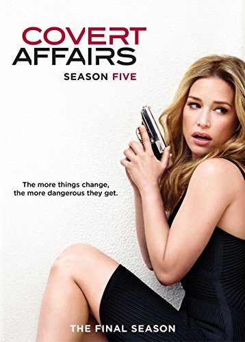 Covert Affairs: Season 5 DVD
