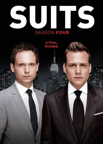 Suits: Season 4 DVD