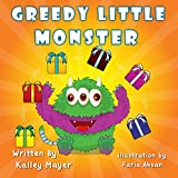 Free Kindle Book : Greedy Little Monster: Beautifully Illustrated Children