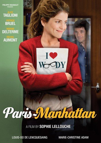 Paris-Manhattan DVD