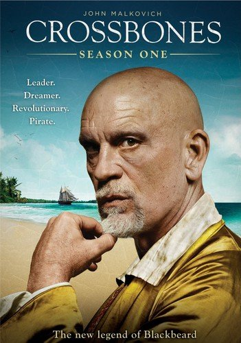 Crossbones: Season One DVD