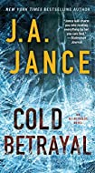 Book Cover: Cold Betrayal by J. A. Jance