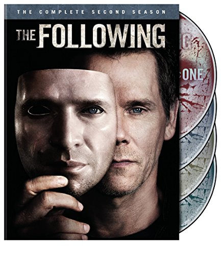 The Following: The Complete Second Season DVD