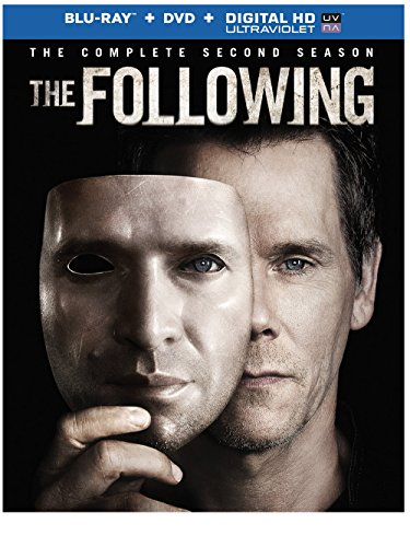The Following: The Complete Second Season [Blu-ray] DVD