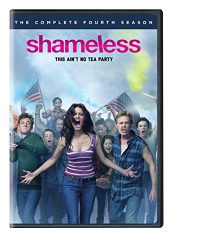 Shameless: The Complete Fourth Season DVD