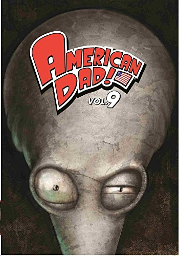 American Dad Volume 9 DVD