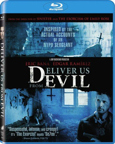 Deliver Us from Evil [Blu-ray] DVD