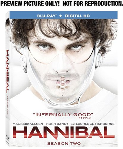 Hannibal Season 2 [Blu-ray] DVD