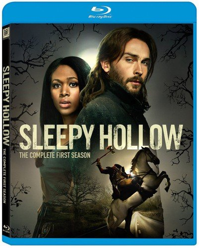 Sleepy Hollow Season 1 [Blu-ray] DVD
