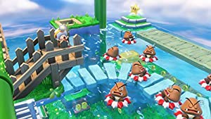 Screenshot: Captain Toads Treasure Tracker