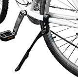 BV Bicycle Alloy Adjustable Height Rear Side Kickstand, for...