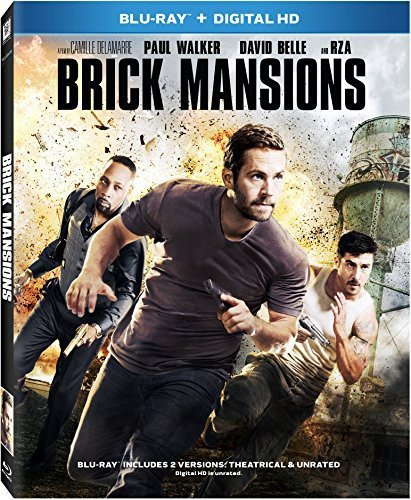 Brick Mansions [Blu-ray] DVD