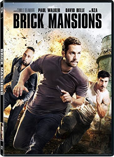 Brick Mansions DVD