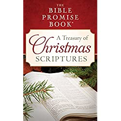 The Bible Promise Book: A Treasury of Christmas Scriptures (Value Books)