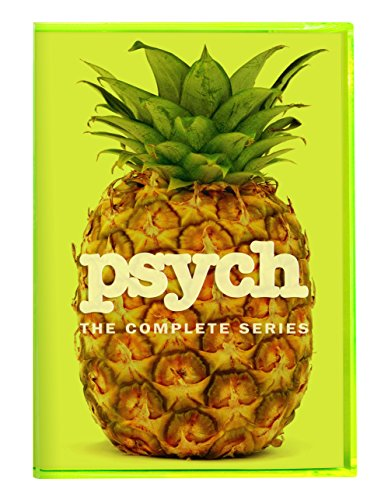 Psych: The Complete Series - Limited Edition DVD