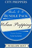 Free Kindle Book : City Preppers: Bundle Pack, Books 4-6. Urban Survival Guides for Moms