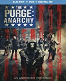 The Purge: Anarchy (Blu-ray + DVD + DIGITAL HD with UltraViolet)