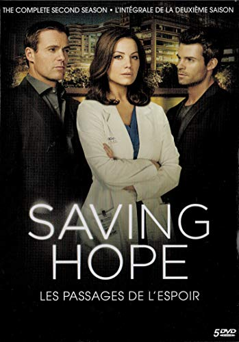 Saving Hope: Season 2 DVD