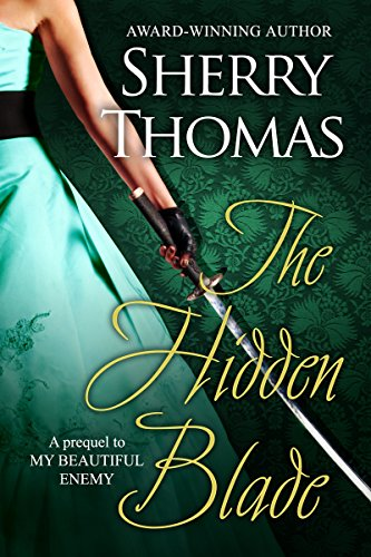 Book The Hidden Blade