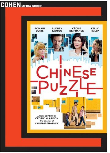 Chinese Puzzle [Blu-ray] DVD