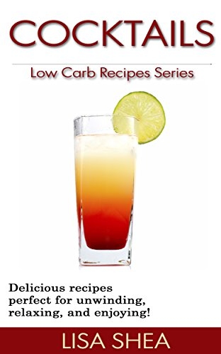 Free eBook - Cocktails   Low Carb Recipes