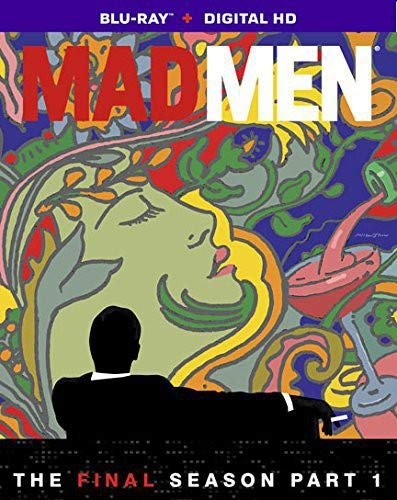 Mad Men the Final: Season Part 1 [Blu-ray] DVD