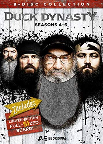 Duck Dynasty: Season 4-6 DVD