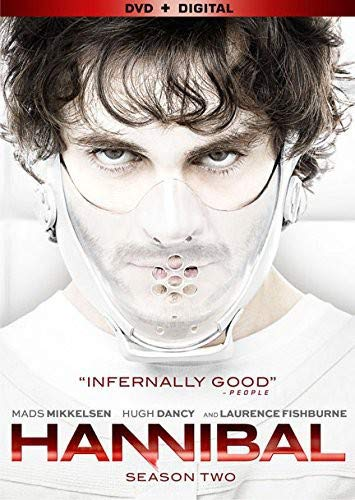 Hannibal Season 2 [DVD + Digital] DVD