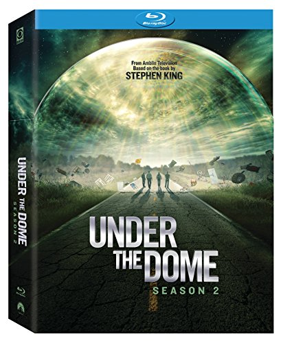Under the Dome: Season 2 [Blu-ray] DVD