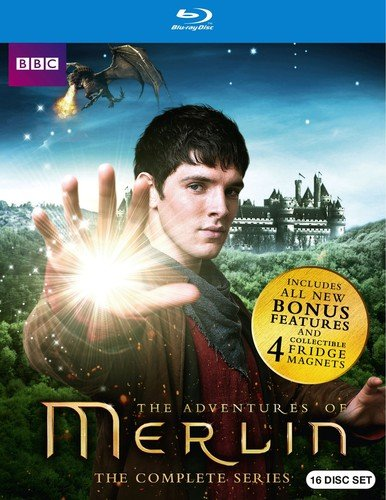Merlin: The Complete Series [Blu-ray] DVD
