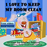 Free eBook - I Love to Keep My Room Clean