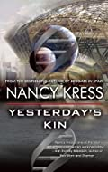 Book cover: Yesterday's Kin by Nancy Kress