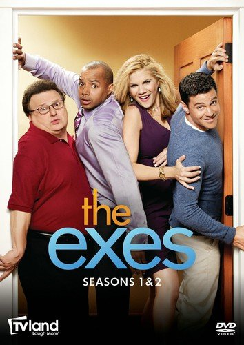 Exes: Seasons One & Two DVD